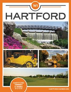 Hartford WI Community Guide Cover